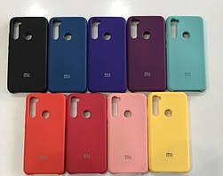 Чехол Silicone Cover для Xiaomi Redmi Note 8
