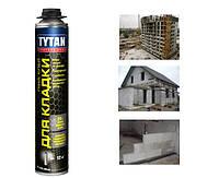 Клей Пена для кладки газобетона TYTAN PROFESSIONAL