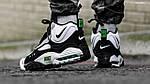 Мужские кроссовки Nike Sportswear Air Max Speed Turf (бело/черные), фото 6