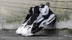 Мужские кроссовки Nike Sportswear Air Max Speed Turf (бело/черные), фото 7