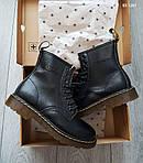 Демисезонные ботинки Dr. Martens (черные) - Унисекс, фото 5
