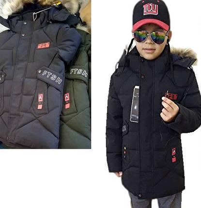 Куртка с наушниками 7-11 лет, фото 2