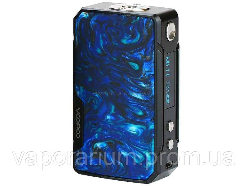 Voopoo Drag Mini 117W TC Box MOD 4400mAh B-Prussian Blue