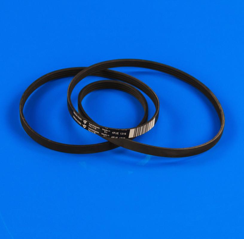Черный ремень «Hutchinson» Beko 2805610300 Original