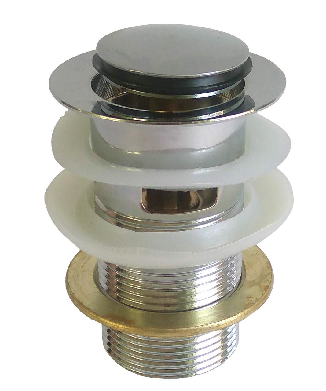 LIDZ 47 00 002 00 Донный клапан для смесителя с переливом
