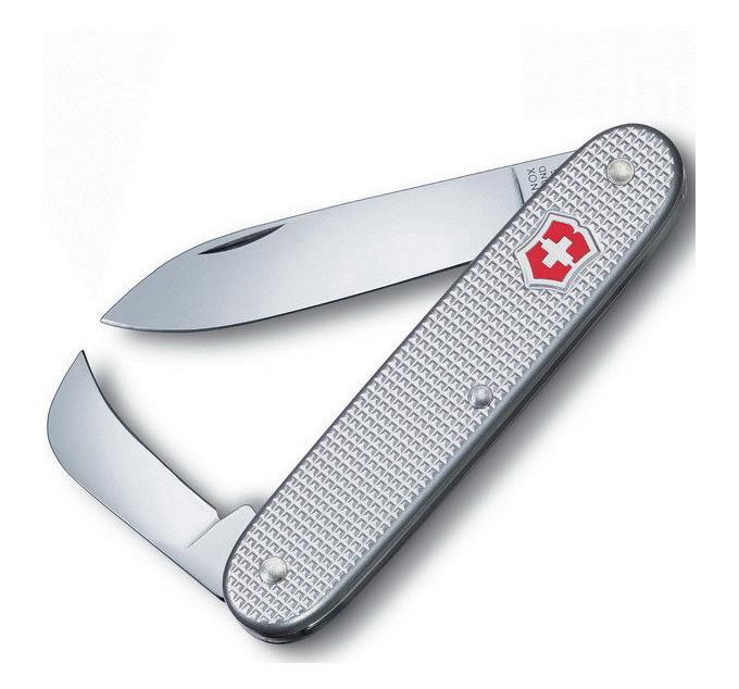 Нож складной, мультитул Victorinox Alox (93мм, 2 функции), стальной 0.8060.26