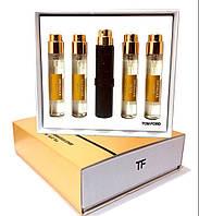 Чоловічий подарунковий набір міні-парфумів Tom Ford Noir Extreme 5в1