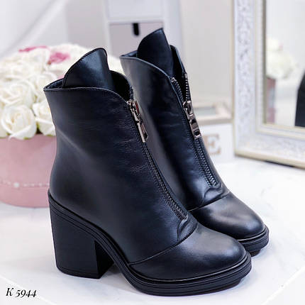 Ботинки кожа осенние, фото 2