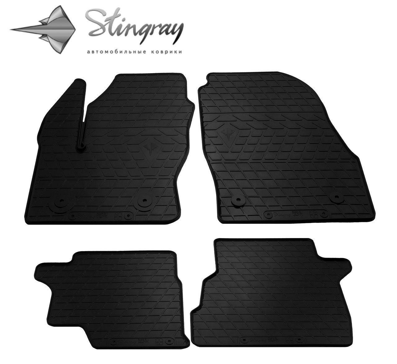 Автомобильные коврики на Ford Tourneo Connect 2014- Stingray