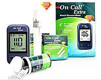 Глюкометр On Call Extra обновленная модель on call plus он колл плюс