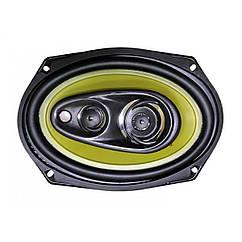 """Автомобильная акустика Pioneer TS-6973E 350W автомобильные колонки 6""""x9"""", 16x24 см"""