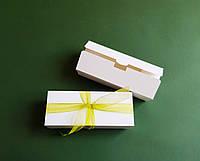Белая коробка для макарунс