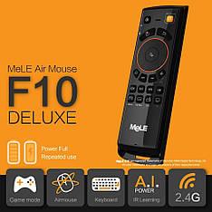 Многофункциональный Air пульт Mele F10 Deluxe аэромышь + клавиатура + геймпад + пульт для тв-бокса