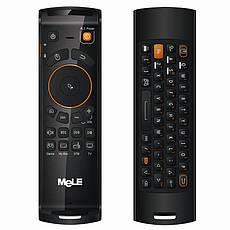 Багатофункціональний Air пульт Mele F10 Deluxe аэромышь + клавіатура + геймпад + пульт для тб-боксу, фото 3