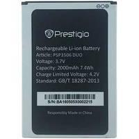 Аккумулятор для мобильного телефона Prestigio 3506/3507/3508/3516/3517/3527/5502 / (Li-ion 3.7V 2000mAh)