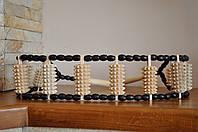 Массажер деревянный ленточный для спины