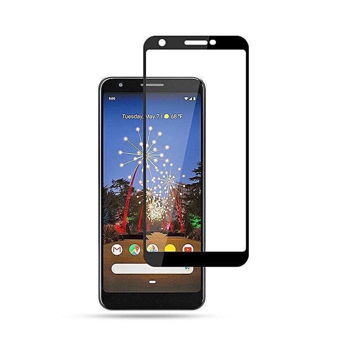 Защитное стекло 5D для Google Pixel 3a XL