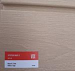 Вініловий сайдинг VOX system MAX-3 колір Бук, фото 3