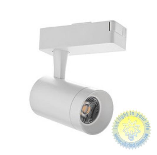 LED светильник трековый LEDMAX 10W 3000K TRL10WW7 10W (белый)