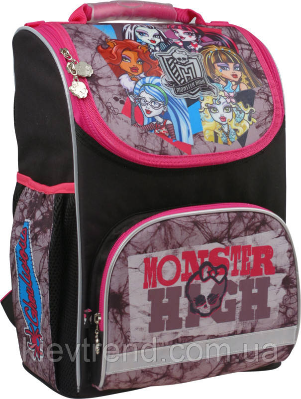 bf7eb2ef08bc Каркасный ранец школьный ортопедический 701 Monster High Kite - Тренд в  Киеве