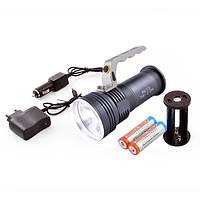 Фонарь-прожектор Bailong BL-801-2, фото 1