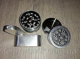 Курительный набор 3в1 (трубка,сетки,гриндер) HL-001