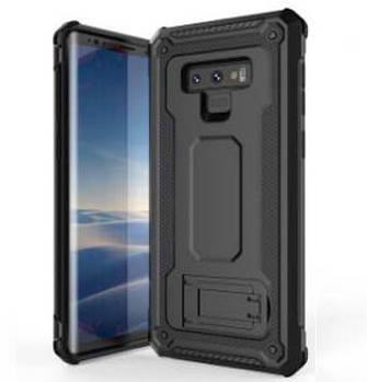 TPU+PC чехол Deen Armor с креплением под магнитный держатель для Samsung Galaxy Note 9