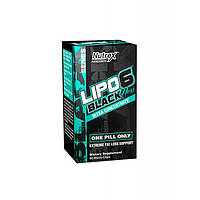 Nutrex Research, Жиросжигатель Lipo 6 Black Hers Ultra Concentrate, 60 капсул