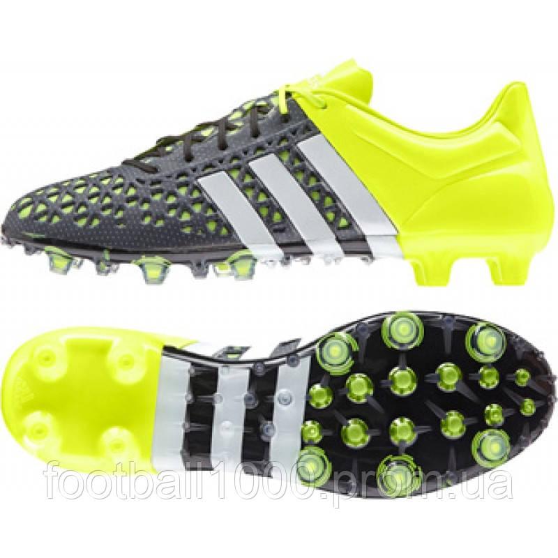 f950ce81 Футбольные бутсы Adidas Ace 15.1 FG/AG B32857: продажа, цена в Киеве ...