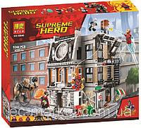 Конструкторы Bela Super Heroes Решающий бой в Санктум Санкторум 10840 (Аналог Lego Super Heroes 76108)