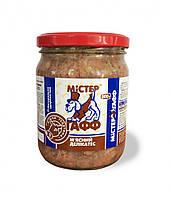 Консерва Мистер ГаФФ для собак с мясом телятины 500 гр.