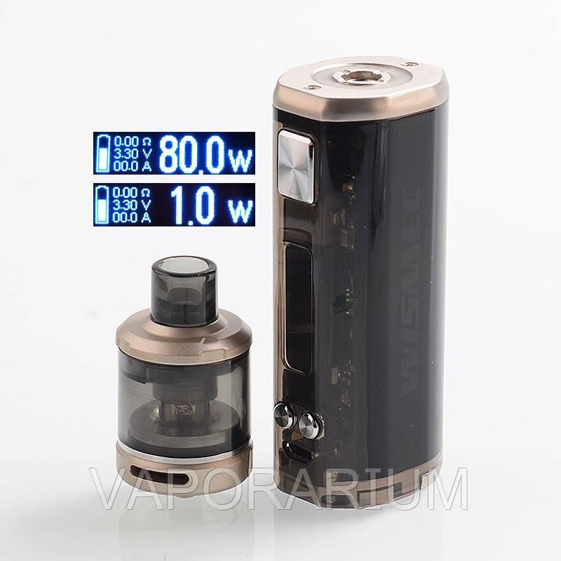 Wismec Sinuos V80 80W Mod Black