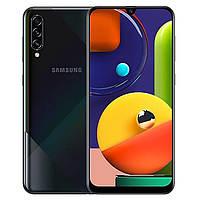 Смартфон Samsung Galaxy A50s 2019 SM-A507FD 6/128GB Black, фото 1