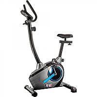 Велотренажер магнитный USA Style Evertop EFIT 380B blue