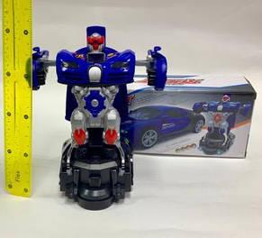 Машинка -трансформер Deform Robot, фото 2