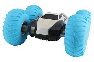 Перевёртыш на р/у YinRun Speed Cyclone с надувными колесами (серый)