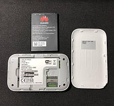 4G LTE/3G Mobile WiFi Huawei E5573Cs-606, фото 3