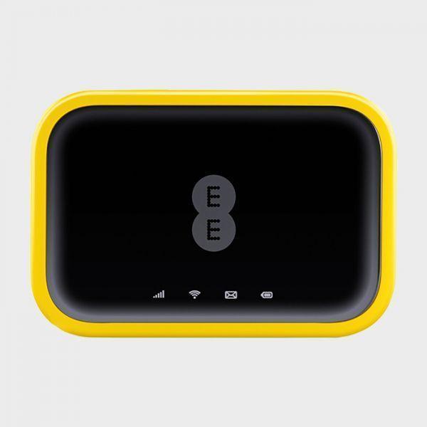 4G LTE/3G Mobile WiFi Alcatel EE120