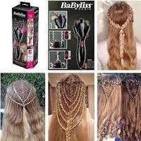 Машинка для плетения косичек волос BaByliss Twist Secret