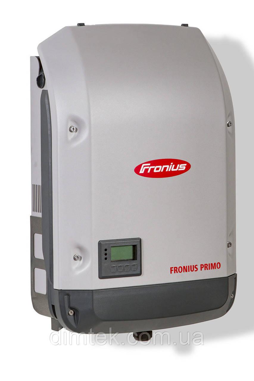 Мережевий інвертор Fronius Primo, 4,6kw, однофазний, 2MPPT
