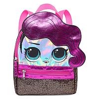 Рюкзак Детский LOL Мини Лол с Блестками Текстиль