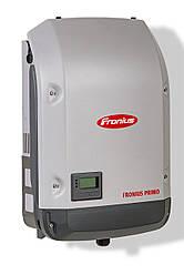 Мережевий інвертор Fronius Primo, 8,2kw, однофазний, 2MPPT