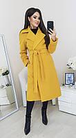 Пальто женское на подкладке норма  ркот166, фото 1