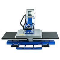 Планшетный полуавтоматический термопресс HP380DS 38X38 см