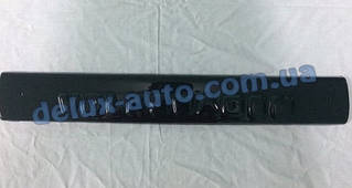 Зимняя матовая нижняя накладка на решетку на косую морду на Volkswagen T4 Transporter