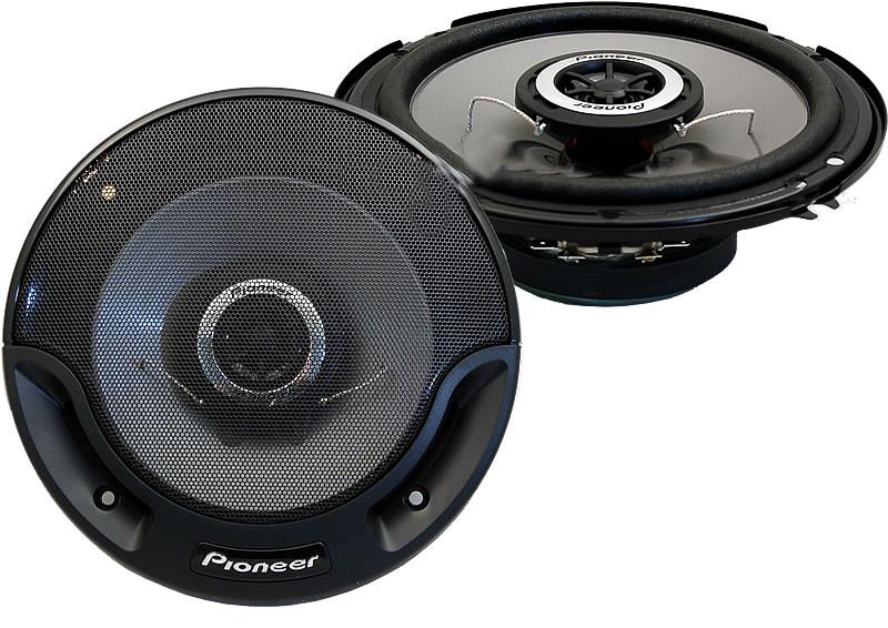 """Автомобільна акустика Pioneer TS-G1642R 180W автомобільні колонки 6"""", 16 см"""