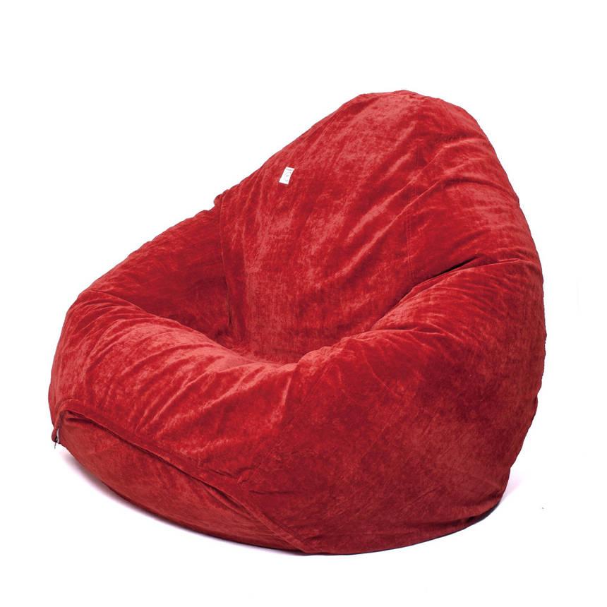 Кресло мешок груша XXL | флок Jaguar, фото 2