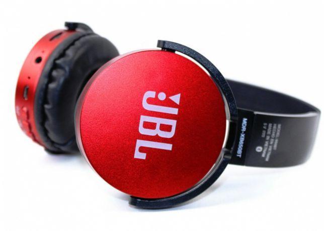 Беспроводные наушники JBL 650 Red