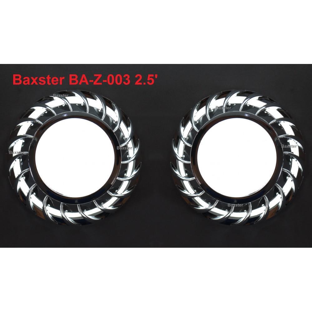 Маска для линз Baxster BA-Z-003 2.5' 2шт