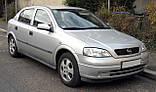 Автоковрики Opel Astra G 1998-2009 Stingray, фото 10